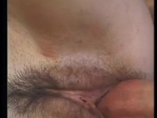 Teen With Braces N A Hairy Pussy Asshole Banged Hard!