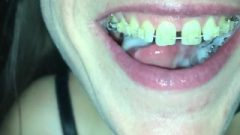Jizz Play With Retainer.