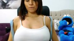 Niley Hott Webcam Busty Preggo Tits Nipple Nice Erect Latina