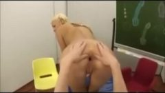 Young Anal Training Analover