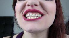Mouth Tour Dental Gaping Kink